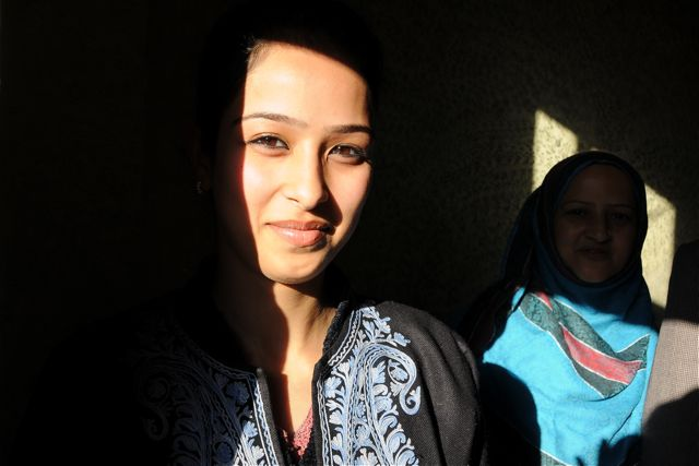 Rencontre à Srinagar