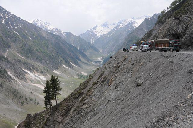 L'Himalaya entre le cachemire et le ladakh