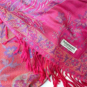 this is a fake pashmina
