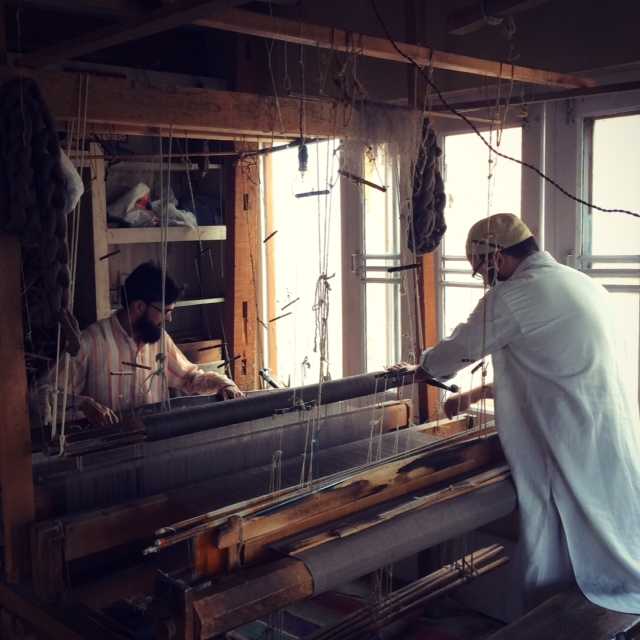 Shahtoosh is still handwoven in srinagar
