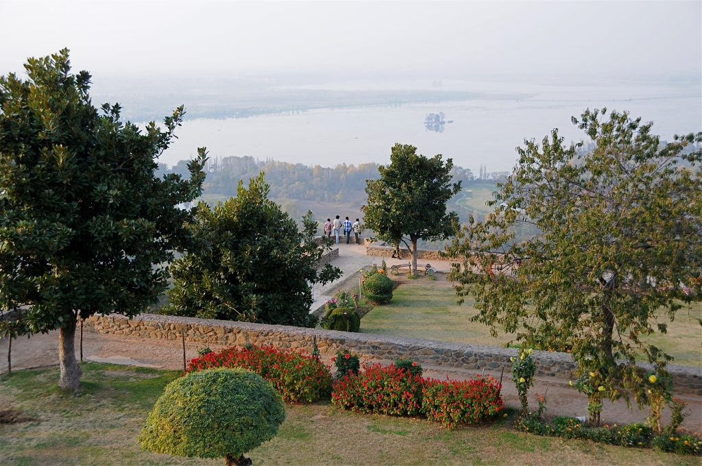 Mughal Gardens in Srinagar: The Cashmere Perfume